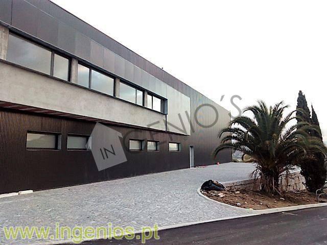 Projecto e Construção - Nave Industrial