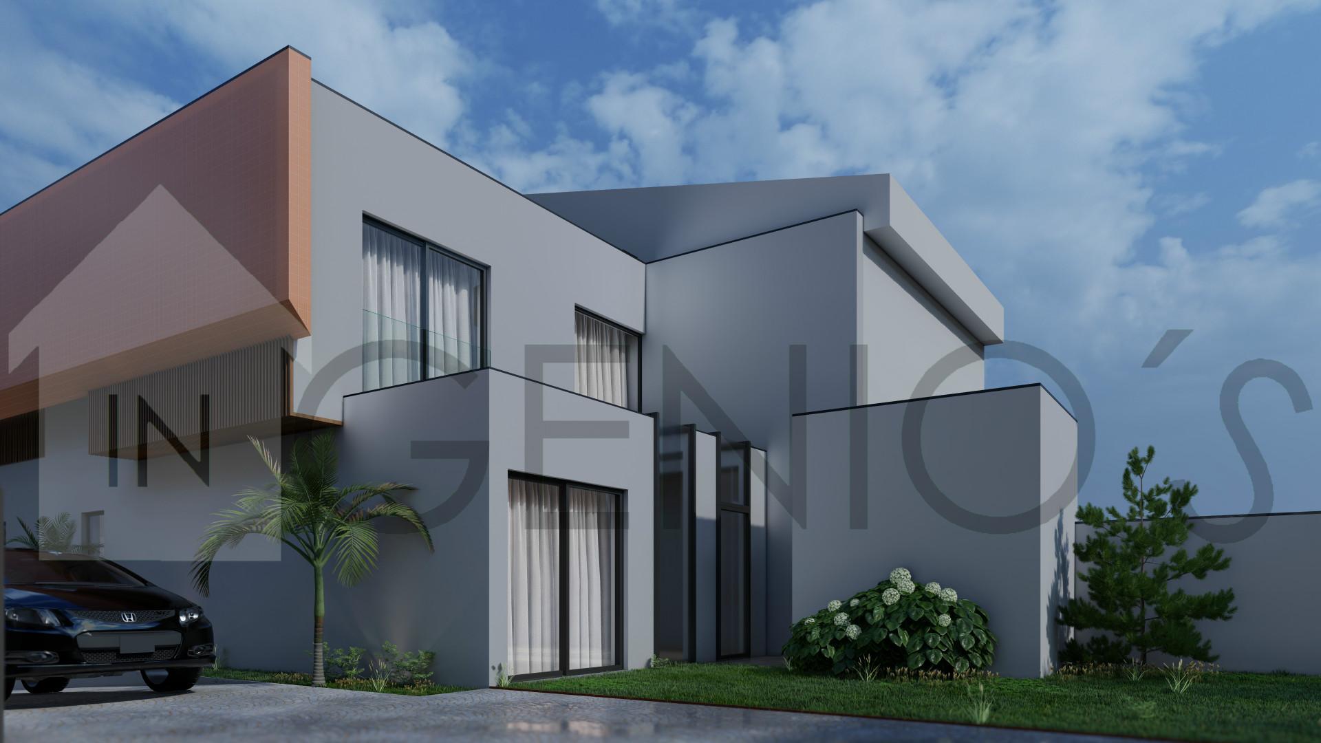 Huis T3 in LSF